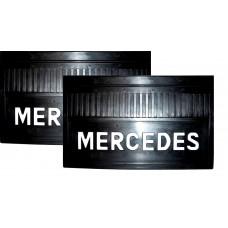 Брызговики MERCEDES к-т